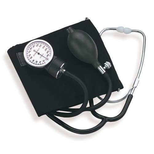 HealthSmart Self-Taking Home Blood Pressure Kit Large Adult