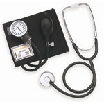HealthSmart Two-Party Home Blood Pressure Kit Large Adult