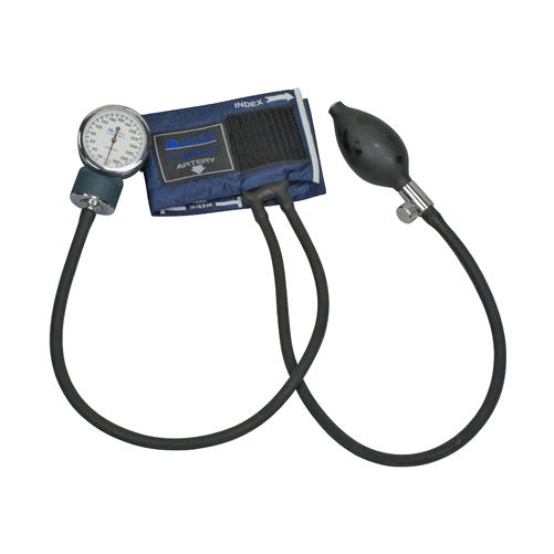 Mabis Caliber Series Aneroid Sphygmomanometer Infant