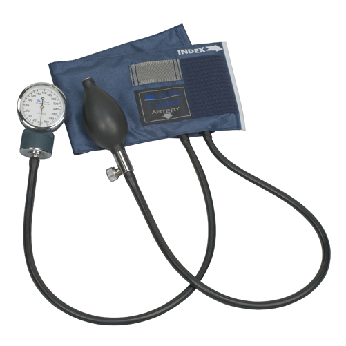Mabis Caliber Series Aneroid Sphygmomanometer Child
