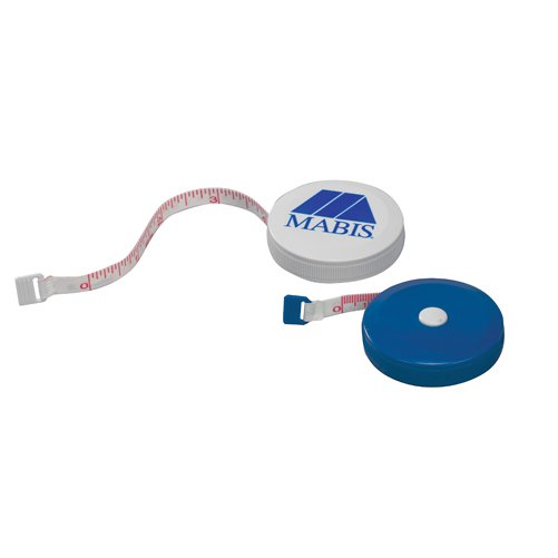 Mabis Tape Measure White