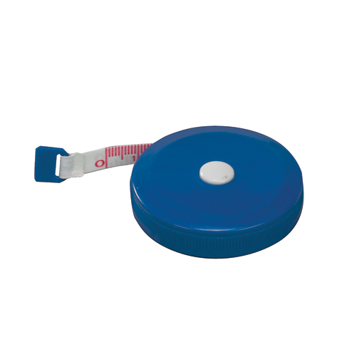 Mabis Tape Measures Blue 1/4x60