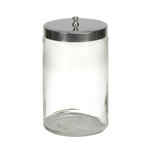 Mabis Glass Stor-A-Lot Sundry Jars without Imprints