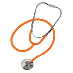 Mabis Spectrum Nurse Stethoscope Orange thumbnail