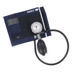 Mabis Signature Series Palm Aneroid Sphygmomanometer Adult