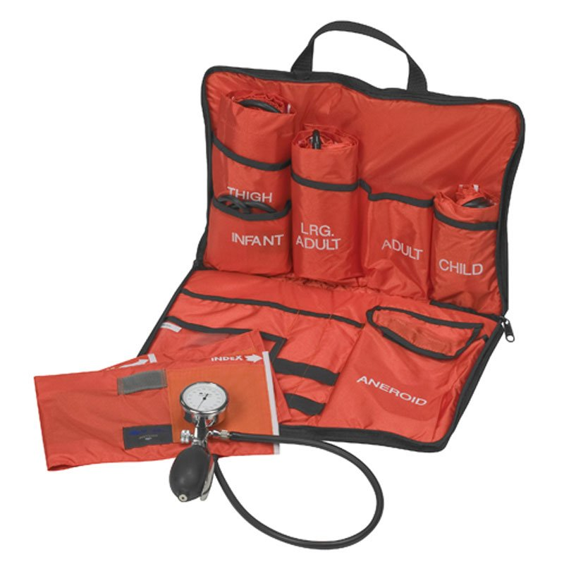 Mabis Medic-Kit5 EMT Kit Orange