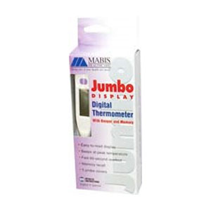 Mabis Jumbo Display Digital Thermometer - 15-720-000