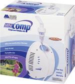 Mabis MiniComp Compressor Nebulizer Kit - 40-125