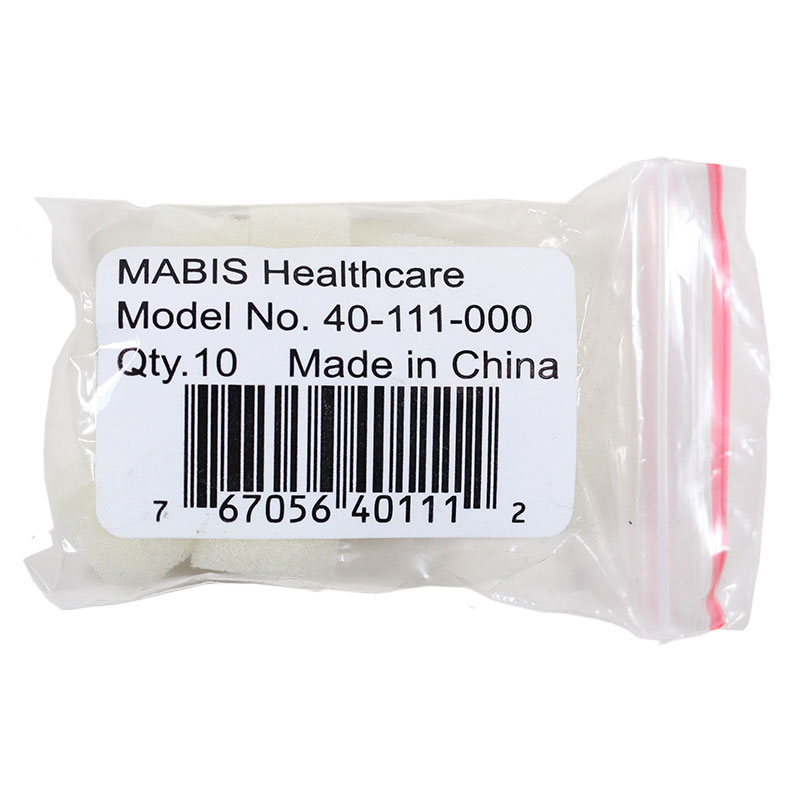 Mabis Nebulizer Filters for Margo Moo MiniComp CompMist