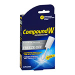 Compound W Maximum Freeze Off Wart Removal System - 8ct thumbnail