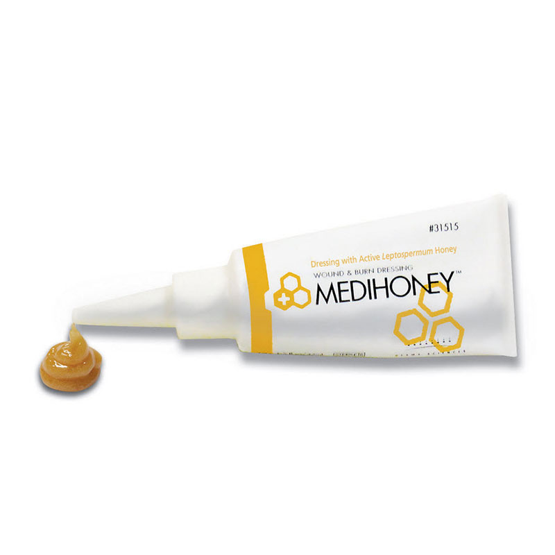 Medihoney Hydrocolloid Wound Paste 1.5oz 31515