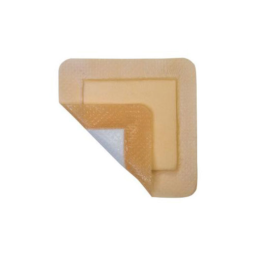 MediPlus Silicone Comfort Foam Adhesive Border 4