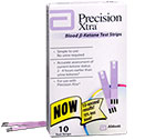 Precision-Xtra Glucose Test Strips