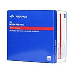 Medline Alcohol Prep Pads - Sterile Medium 2 Ply 200/bx thumbnail