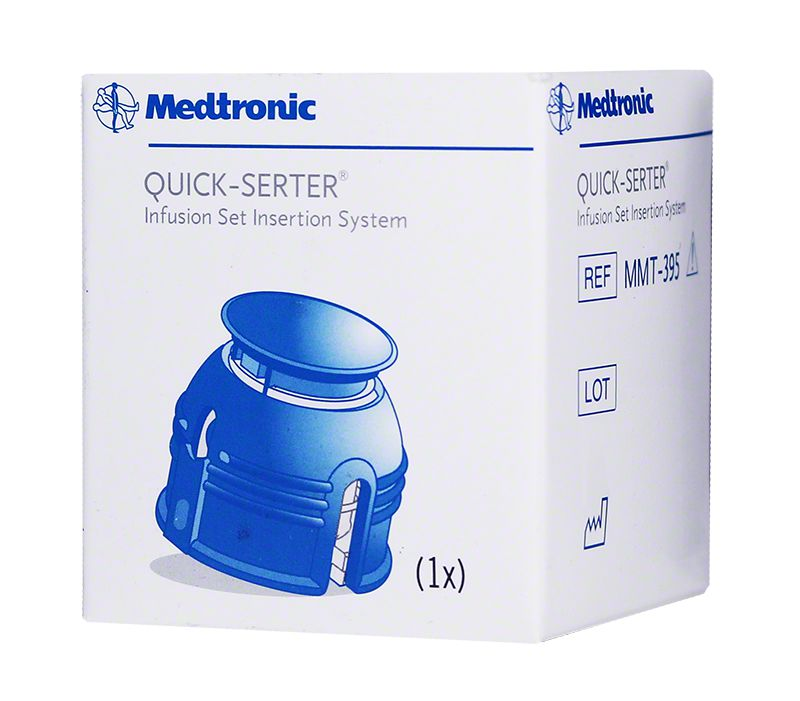 Medtronic MiniMed MMT-395 Quick-Serter
