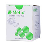 "Molnlycke Mefix Self-adhesive Fabric Dressing Fixation Tape 2""x11 yd thumbnail"