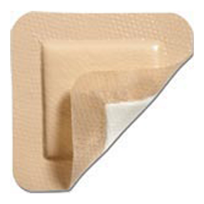 Mepilex Border 6 inch X 8 inch Self-Adherent Foam Dressing 5/bx 295600