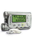 MiniMed 530G Enlite 5 Insulin Pump with Transmitter & Sensors - Purple