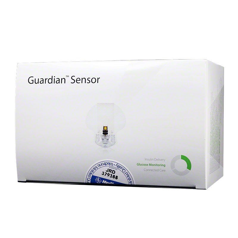 MiniMed Guardian 3 Sensor For Guardian Link Transmitter