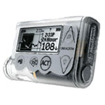 Minimed Paradigm Revel 523 Insulin Pump with Link & Software - Smoke