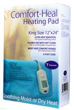 Comfort-Heat Heating Pad King Size 12 x 24