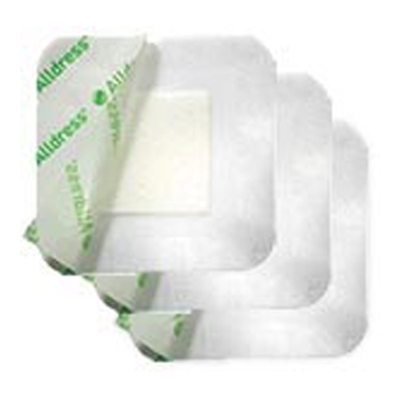 Molnlycke All Dress 6 inch x 8 inch Composite Dressing 10/bx 265369 Pack of 6