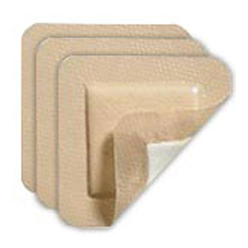 Molnlycke Lyofoam Max T Foam Dressing 3.5 inch x 3.5 inch 10/bx 603207 Pack of 6