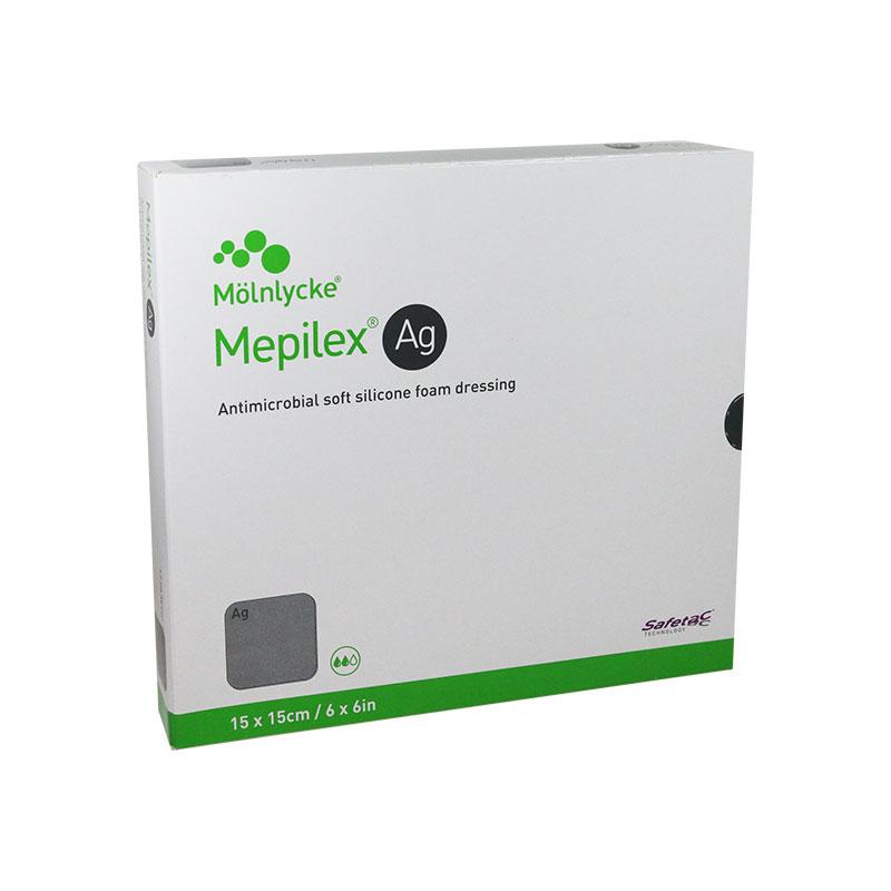 Molnlycke Mepilex AG Foam Dressing 287300