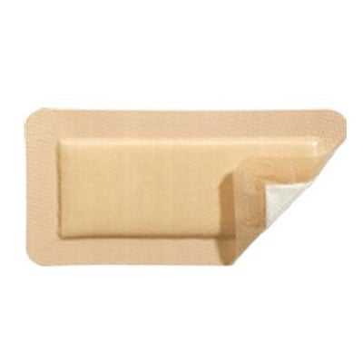 Molnlycke Mepilex Border Post-Op Self Adherent 4 inch X 8 inch 5/bx 295800