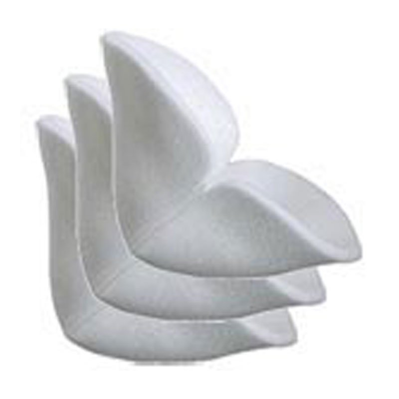 Molnlycke Mepilex Heel Dressing 5 inch x 8 inch 5/bx 288100 Pack of 3