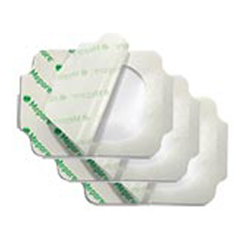 Molnlycke Mepore Trans Film Dressing 4 inch x 5 inch 70/bx 271500 Pack of 3