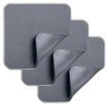 "Molnlycke Mepilex AG Foam Dress W/Silver 4""x8"" 5/bx 287200 Pack of 3 thumbnail"