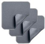 "Molnlycke Mepilex AG Foam Dress W/Silver 4""x8"" 5/bx 287200 Pack of 6 thumbnail"