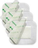 Molnlycke Mepore Adherent Dressing 2.5 inch x 3 inch 60/bx 670800 Pack of 6