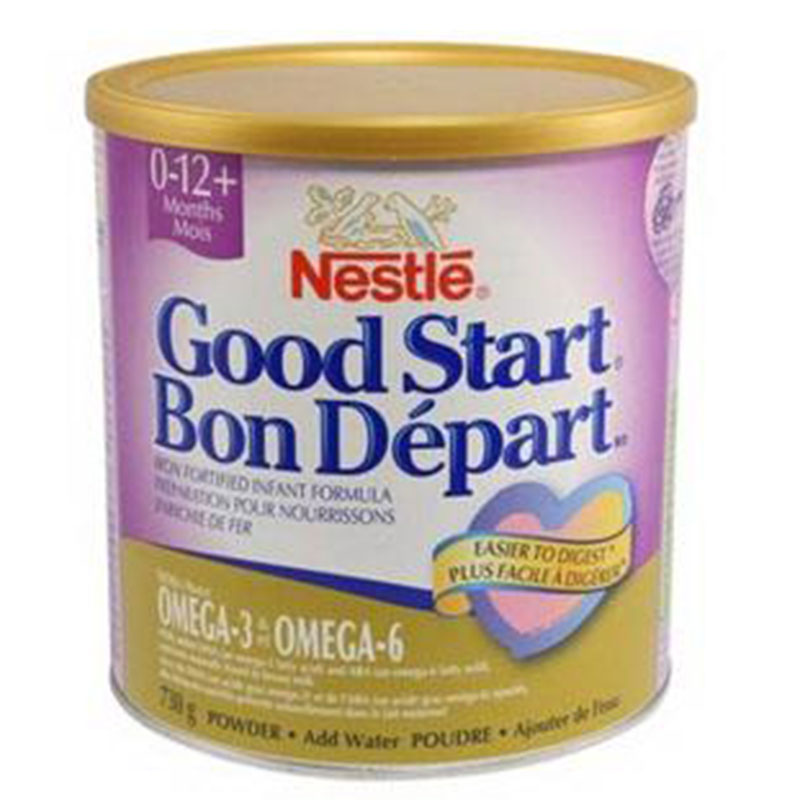 Nestle Gerber Good Start Gentle With Iron Powder 23.2oz Pack of 6