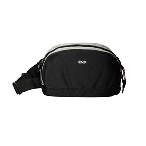 Nestle Waist Pack For Entralite Infinity Pump Black Pack of 3