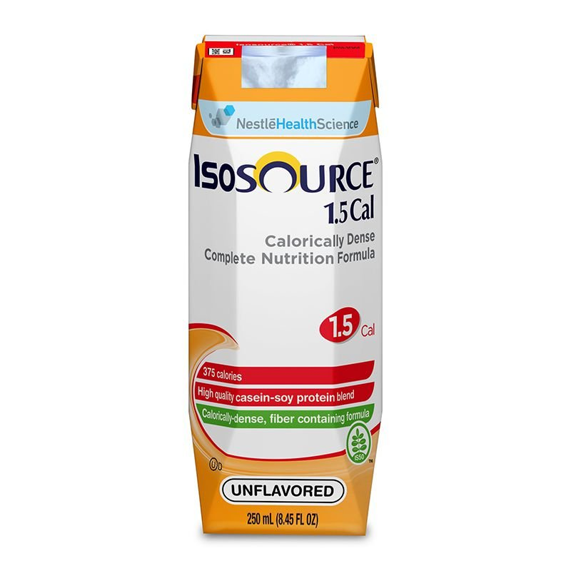 Nestle Isosource 1.5 Cal Unflavored 1000mL