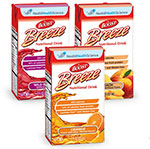 Nestle Boost Breeze Peach Liquid 8oz