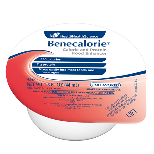 Nestle Benecalorie Unflavored Supplement 1.5oz