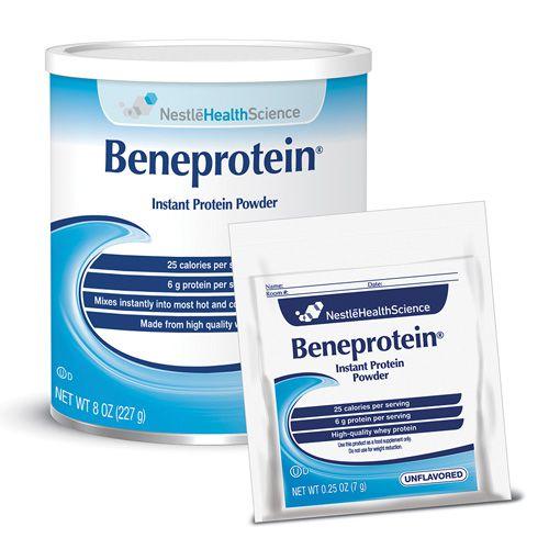 Nestle Beneprotein Instant Protein Unflavored 8oz