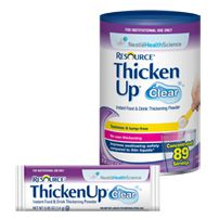 Nestle Resource Thickenup Clear 4.4oz 12-Pack