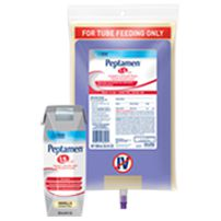 Nestle Peptamen 1.5 With Prebio1 Vanilla 250mL Case of 24