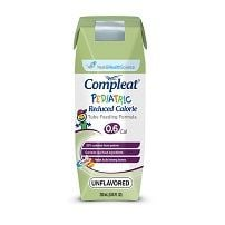 Nestle Compleat Pediatric Reduced Calorie Unflavored 250mL