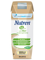 Nestle Nutren 1.0 Fiber with Prebio1 Unflavored 250mL thumbnail