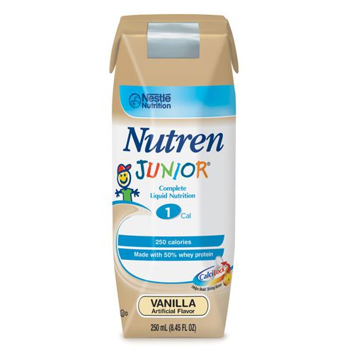 Nestle Nutren Junior Vanilla 250mL 6-Pack