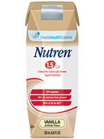Nestle Nutren 1.5 Vanilla 8oz Case of 24 thumbnail