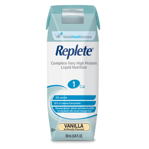 Nestle Replete Vanilla 250mL