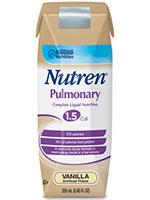 Nestle Nutren Pulmonary Vanilla 250mL thumbnail
