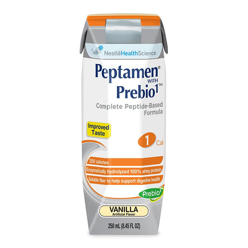 Nestle Peptamen With Prebio1 Vanilla 250mL