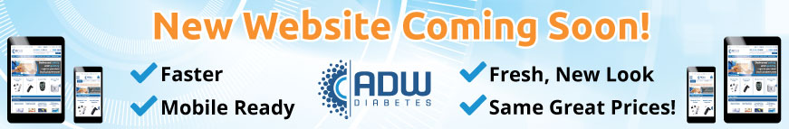 ADW Diabtes - New website coming soon!
